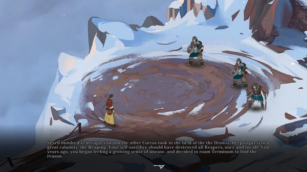Ash of Gods скриншот 2