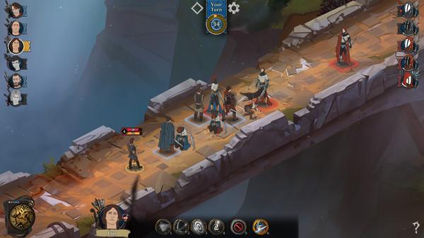 Ash of Gods скриншот 1