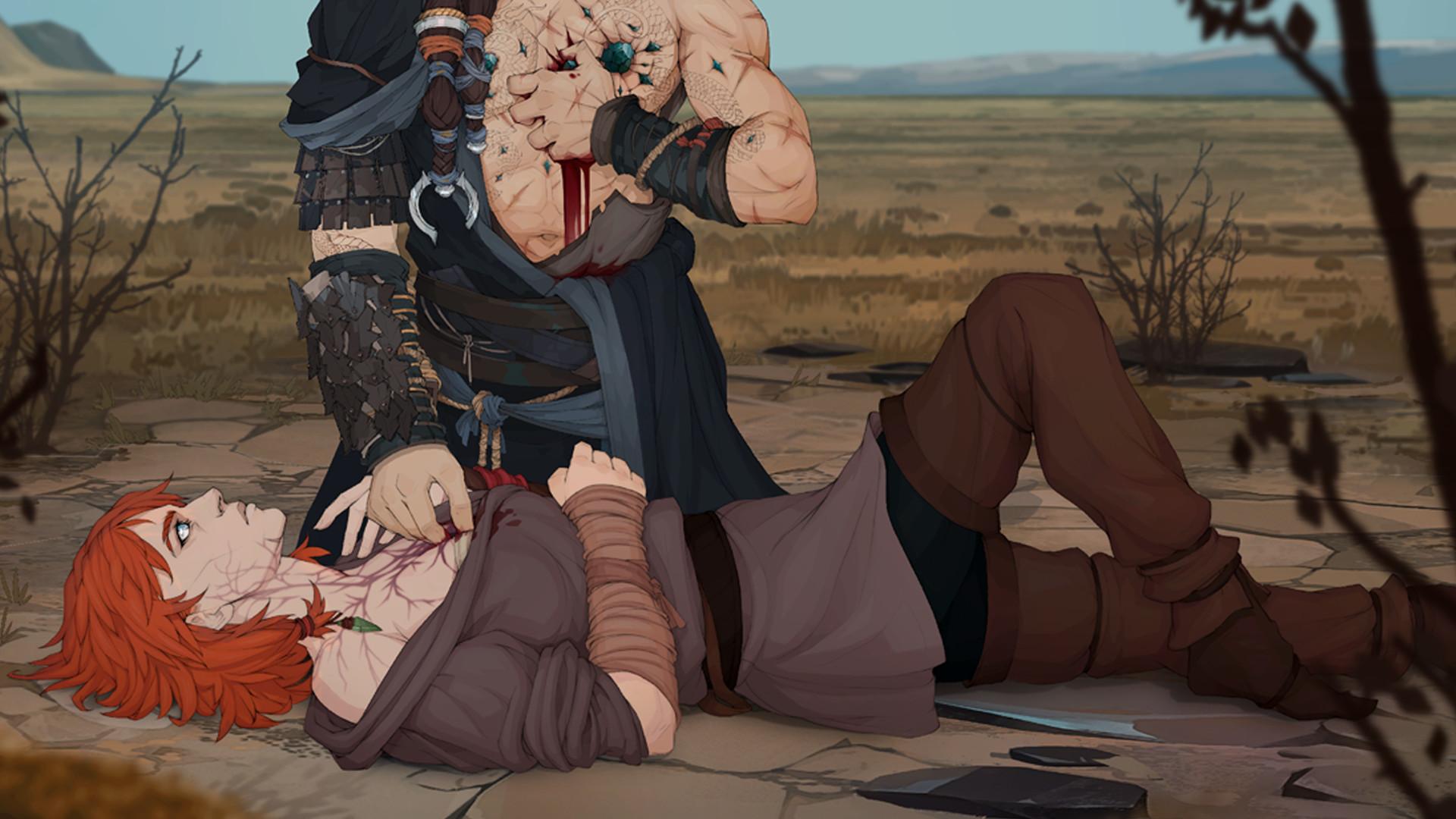 Ash of Gods: Redemption Download ZIP