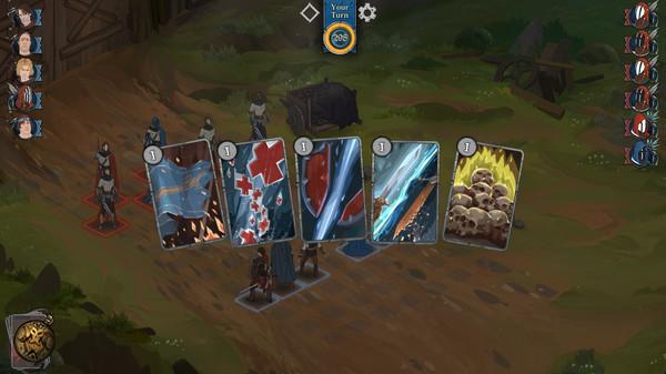 Ash of Gods скриншот 4