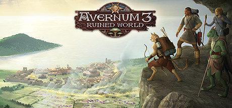 Avernum 3: Ruined World cover art