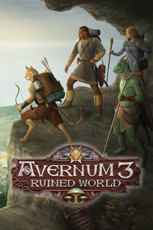 Avernum 3: Ruined World poster image on Steam Backlog