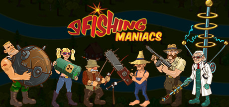 Fishing Maniacs cover art
