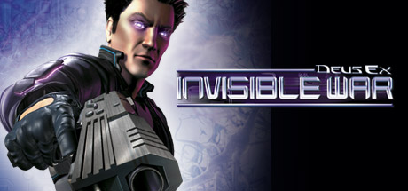 Teaser for Deus Ex: Invisible War