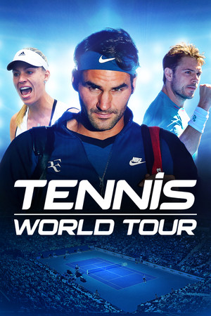 Tennis World Tour poster image on Steam Backlog