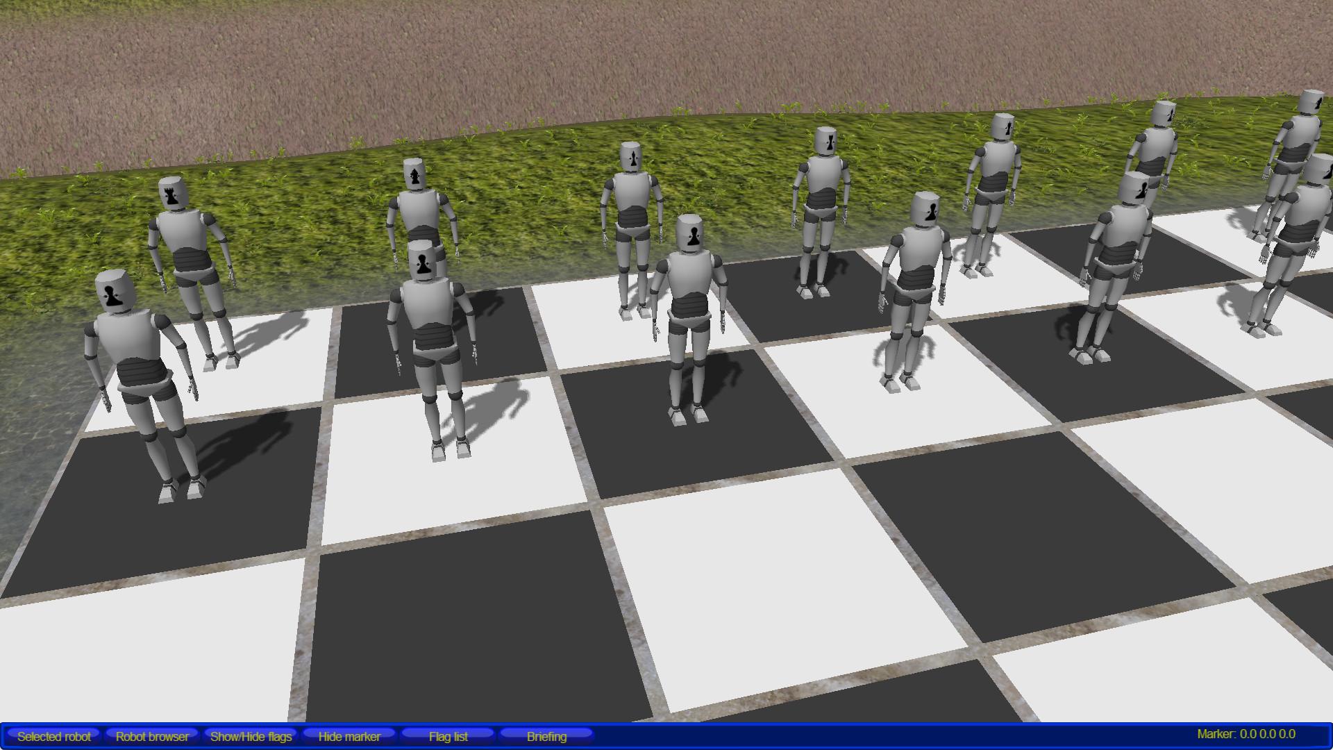 What's On Steam - Virtual Robots - Robot programming simulator