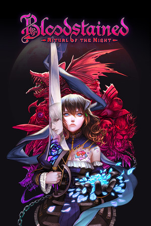 Bloodstained: Ritual of the Night poster image on Steam Backlog