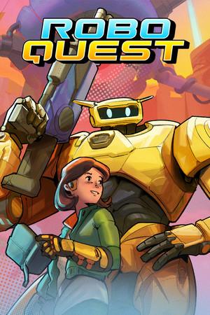 Roboquest poster image on Steam Backlog