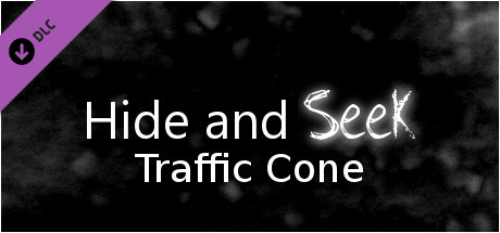 Hide and Seek - Traffic Cone