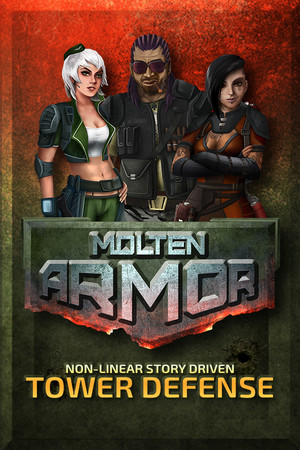 Molten Armor poster image on Steam Backlog