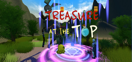 treasure at the top on steam