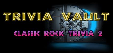 Trivia Vault: Classic Rock Trivia 2 cover art