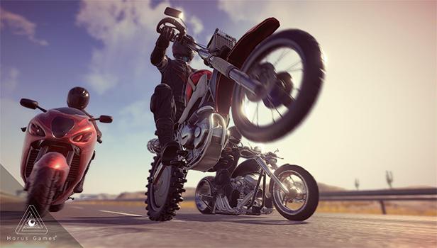 【简中】狂飙:极限视界(Just Ride:Apparent Horizon) - 第2张  | OGS游戏屋