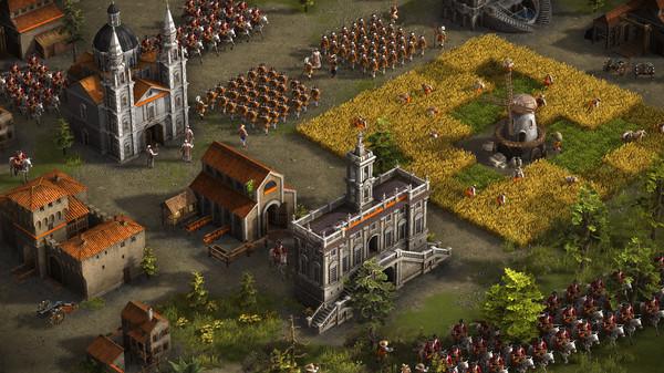 скриншот Deluxe Content - Cossacks 3: The Golden Age 0