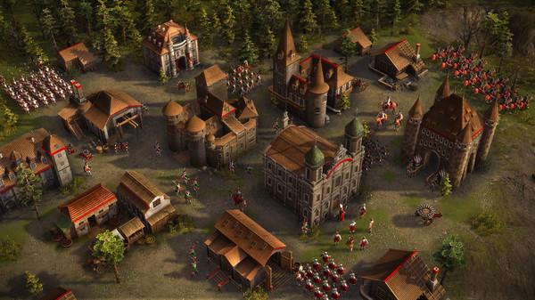 скриншот Deluxe Content - Cossacks 3: The Golden Age 1