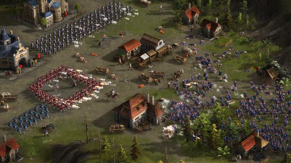 скриншот Deluxe Content - Cossacks 3: The Golden Age 3