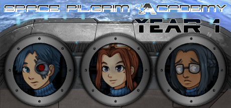 Teaser image for Space Pilgrim Academy: Year 1