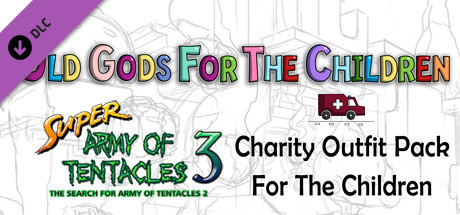 Super Army of Tentacles 3, Charity Outfit Pack: Old Gods for the Children