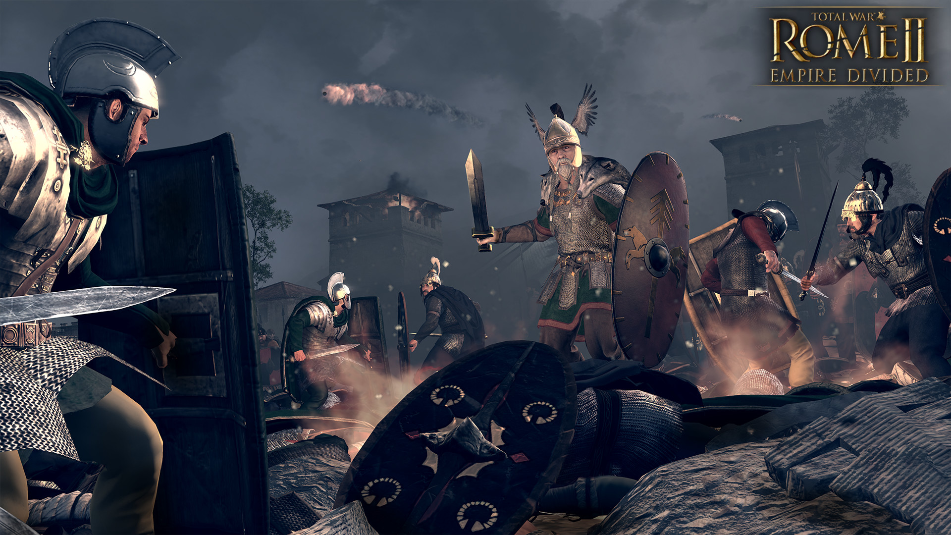 Total War Rome Ii Empire Divided Campaign Pack On Steam