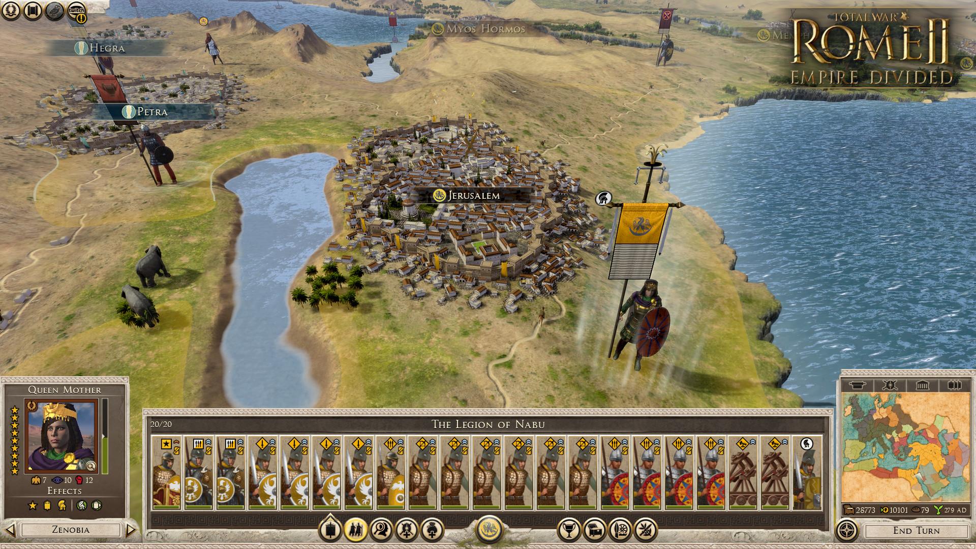 Total War: ROME II - Empire Divided Screenshot 3