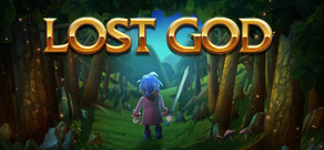 Lost God cover art