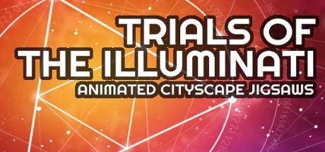 Trials of the Illuminati: Cityscape Animated Jigsaws