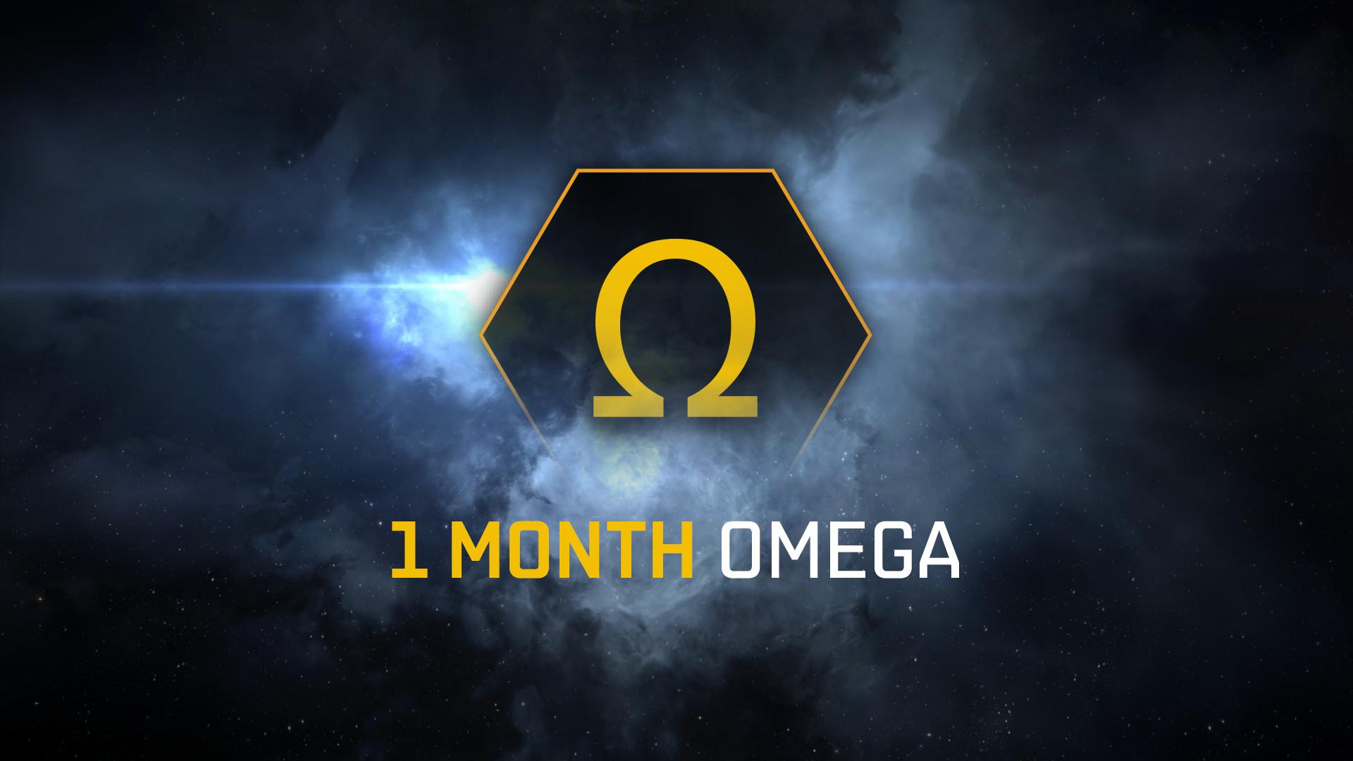 EVE Online: 1 Month Omega Time