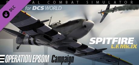 Spitfire: Epsom Campaign | DLC