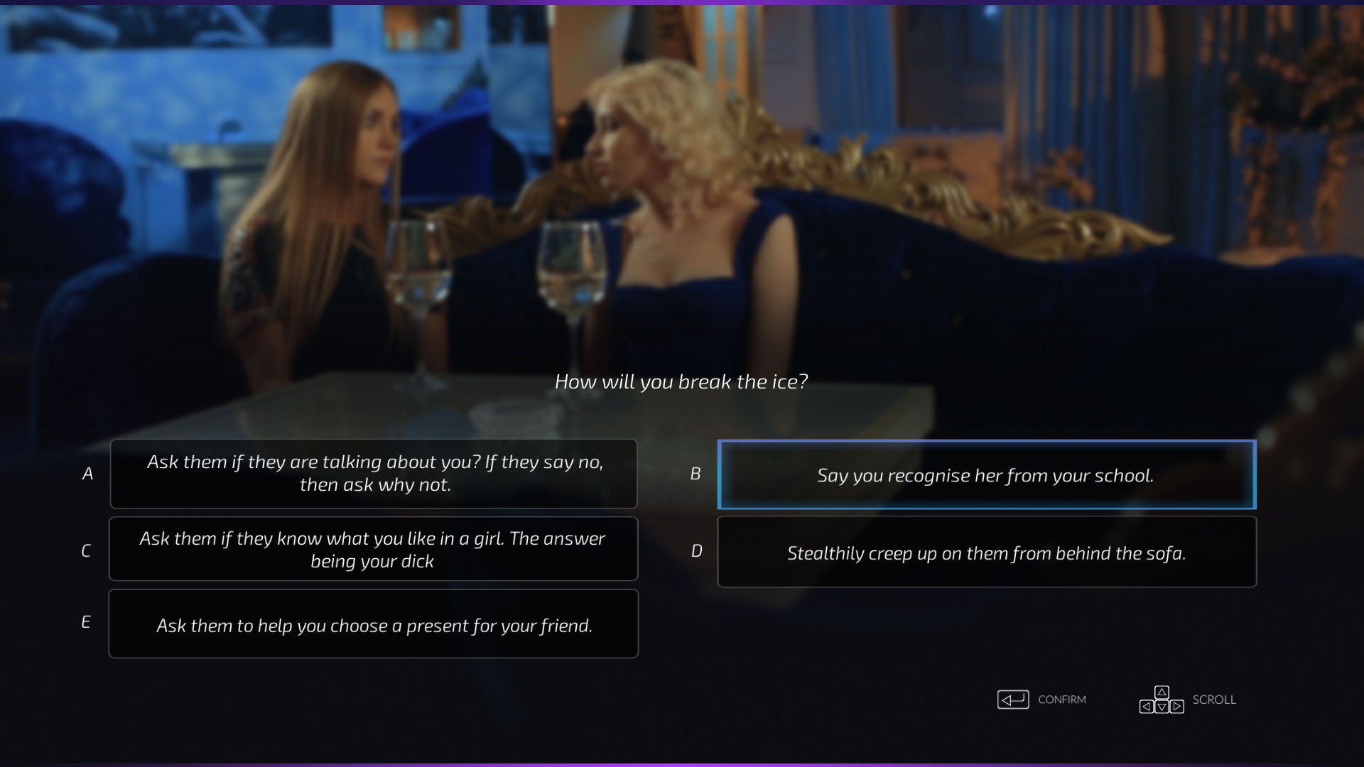 Dating sim academy hacked unblocked