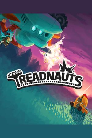 Treadnauts poster image on Steam Backlog