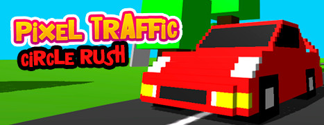 Pixel Traffic: Circle Rush - 像素交通:环形冲刺