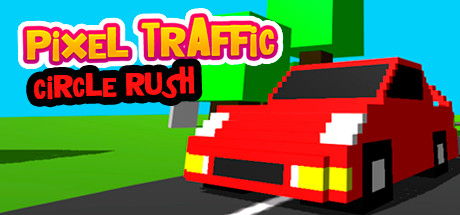 Teaser image for Pixel Traffic: Circle Rush