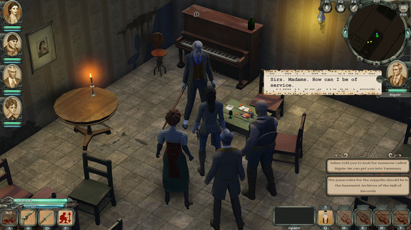 EMPYRE: Lords of the Sea Gates Screenshot 3