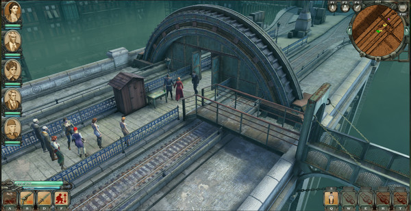 EMPYRE: Lords of the Sea Gates Screenshot 1