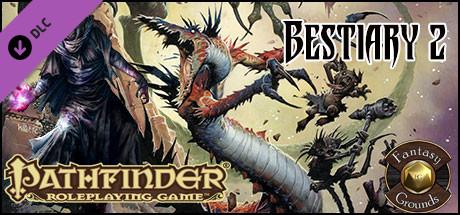 Fantasy Ground - Pathfinder RPG - Bestiary 2 Pack (PFRPG)
