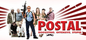 POSTAL The Movie cover art