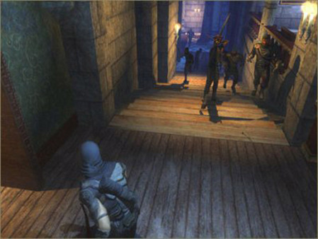 скриншот Thief: Deadly Shadows 1
