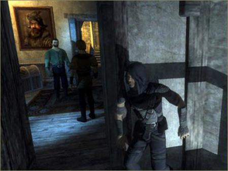 скриншот Thief: Deadly Shadows 2