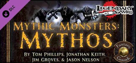 Fantasy Grounds - Mythic Monsters #5: Mythos (PFRPG)