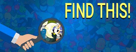Find this! - 找得就是这个