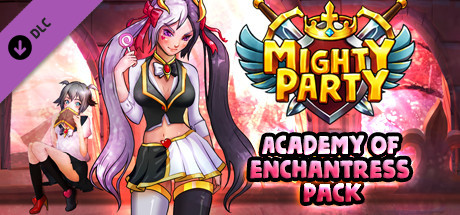 Mighty Party: Academy of Enchantress Pack
