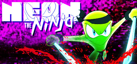 Neon the Ninja cover art