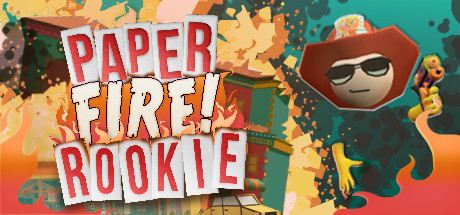 PAPER FIRE ROOKIE (VR) (Paperville Panic) Free Download