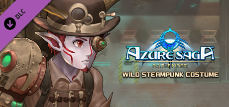 Azure Saga: Pathfinder - Wild Steampunk Costume Pack