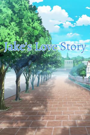 Jake's Love Story poster image on Steam Backlog