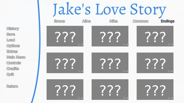 Jake's Love Story 6