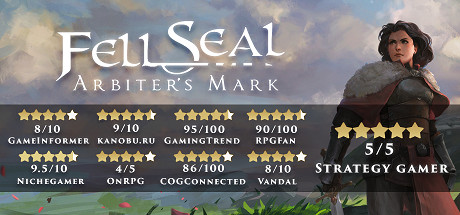 Teaser for Fell Seal: Arbiter's Mark