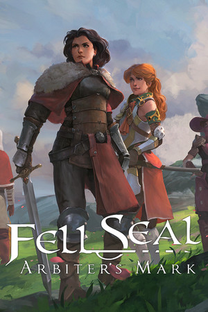 Fell Seal: Arbiter's Mark poster image on Steam Backlog