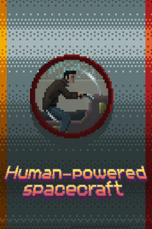 Human-powered spacecraft poster image on Steam Backlog