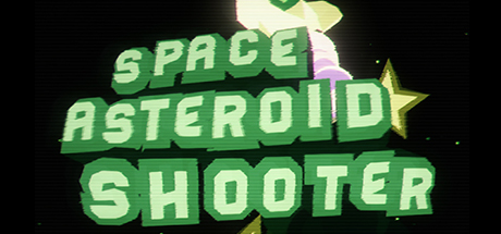 SPACE ASTEROID SHOOTER cover art